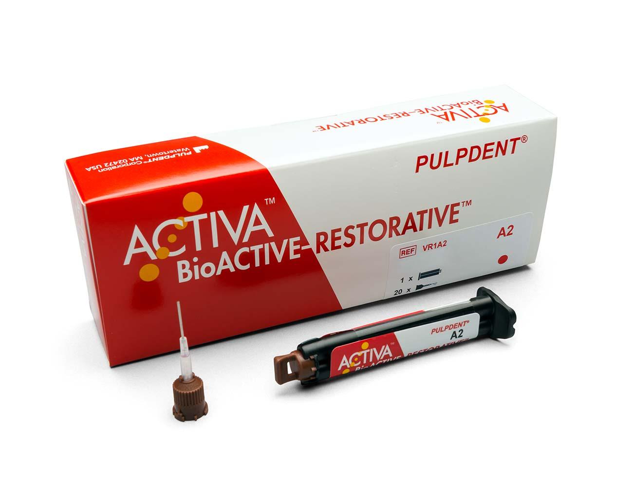 Applicator for ACTIVA RESTORATIVE