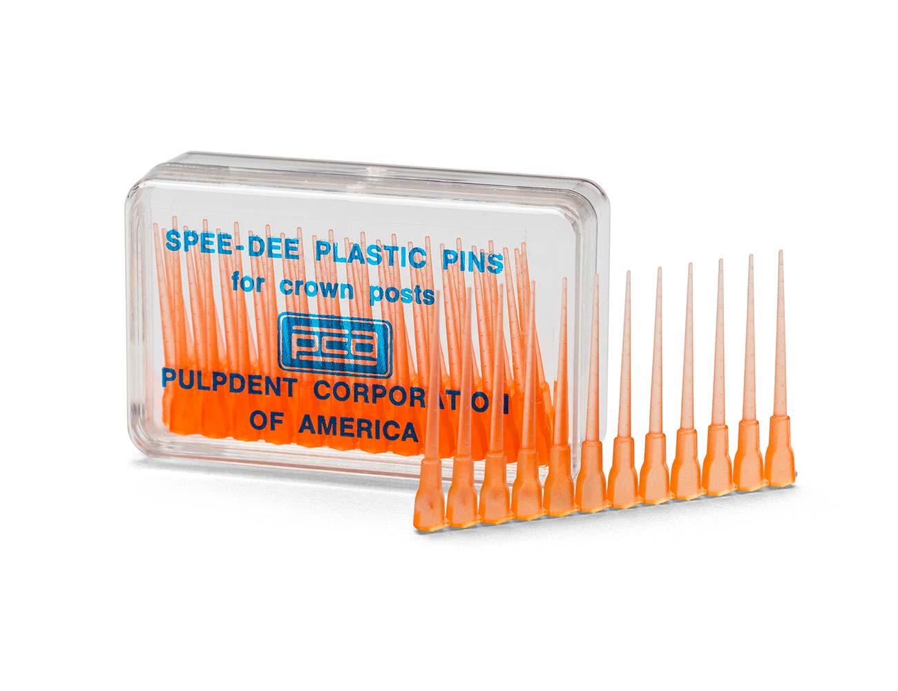 Spee-Dee Plastic Pins
